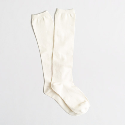 Factory knee-high socks