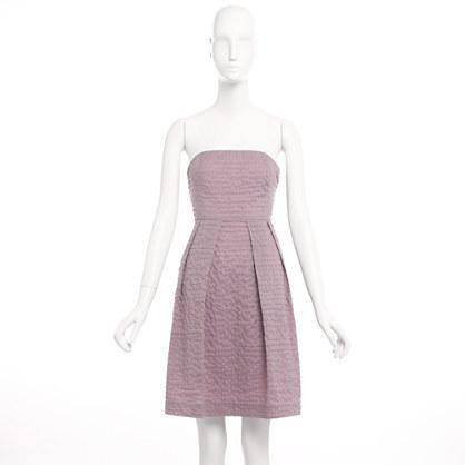 Factory Lorelei dress in deco dot