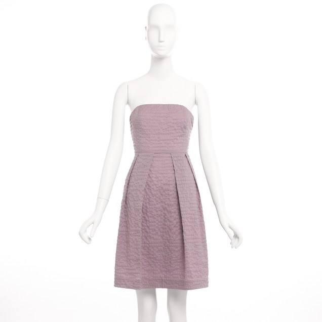 Factory Lorelei dress in deco dot