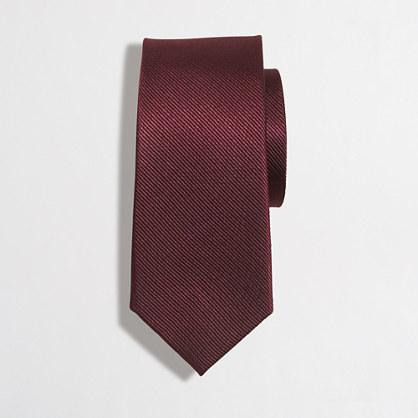 Boys' silk tie