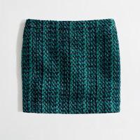 Factory vibrant tweed mini