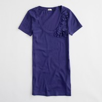 Factory perfect-fit corsage tee