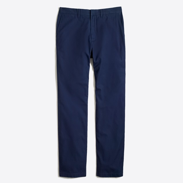 Bleecker summerweight chino