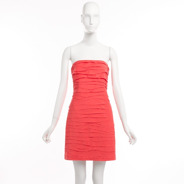 Factory cutwave dress
