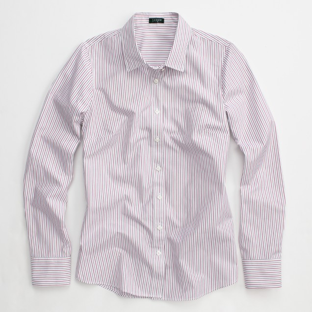 Factory stripe perfect shirt