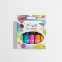 Factory girls' nail polish kit
