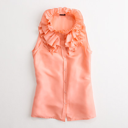 Factory Kelsey ruffle top