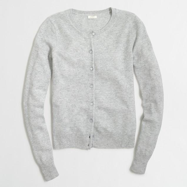 Cashmere cardigan sweater : FactoryWomen cashmere | Factory