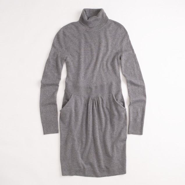 Factory lycée turtleneck dress