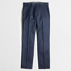 Bedford wool dress pant