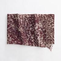 Factory wool printed scarf