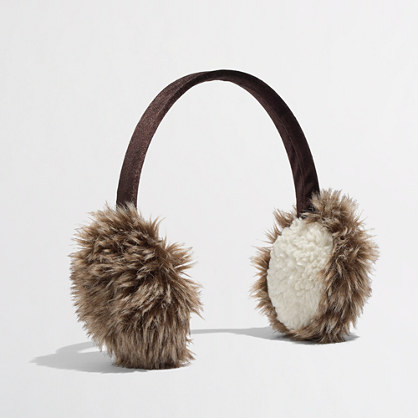 Factory furry earmuffs