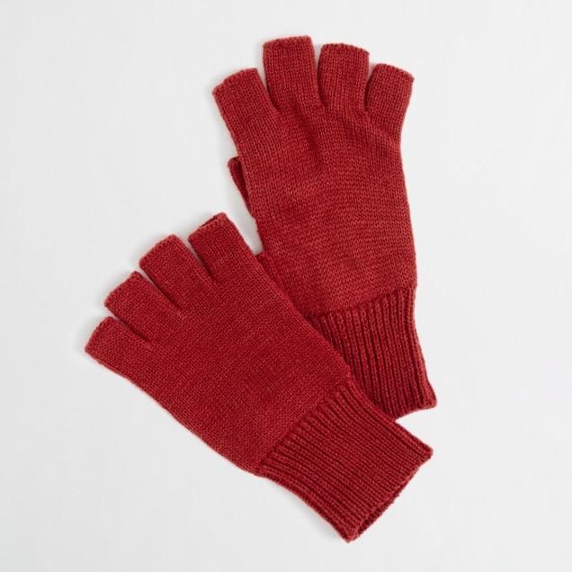 Factory fingerless gloves