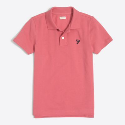 Boys' critter piqué polo shirt factoryboys new arrivals c