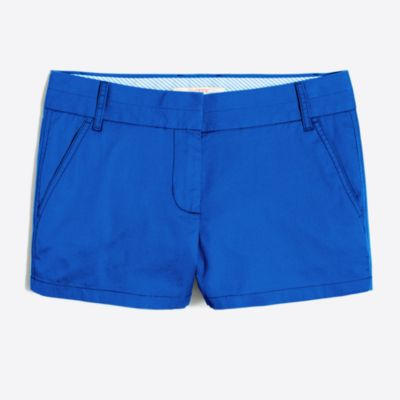 "3"" chino short factorywomen shorts c"