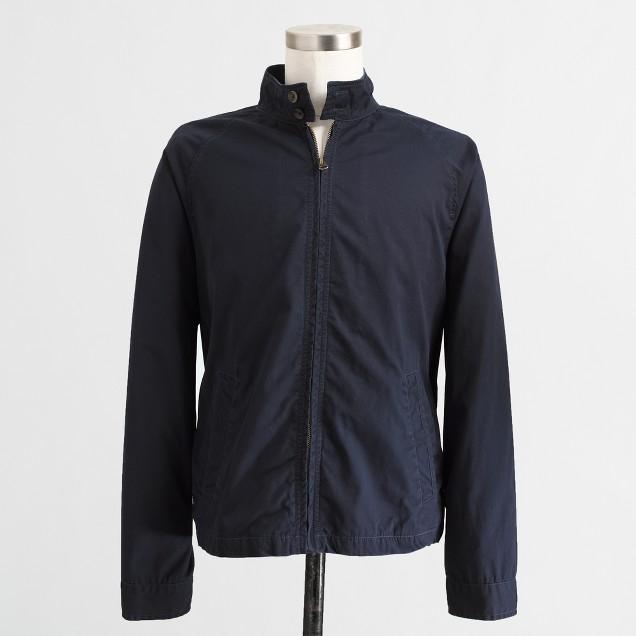 Factory windbreaker jacket