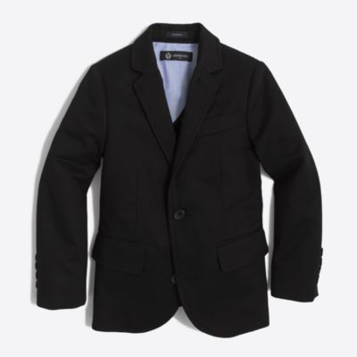 Boys' Thompson suit jacket in chino