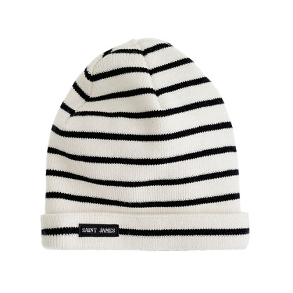 Boys' Saint James® stripe knit cap