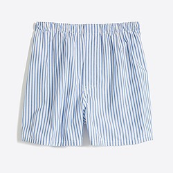 Factory nautical-striped boxers