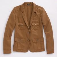 Factory military blazer