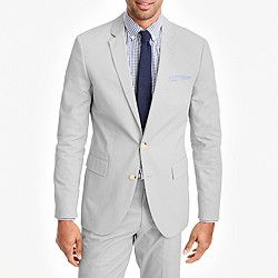 Thompson suit jacket in chino