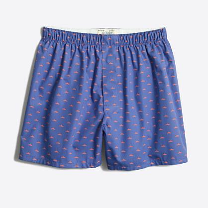 Mini-shark boxers