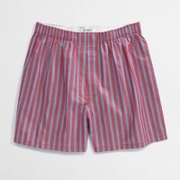 Factory Timothy-stripe boxers