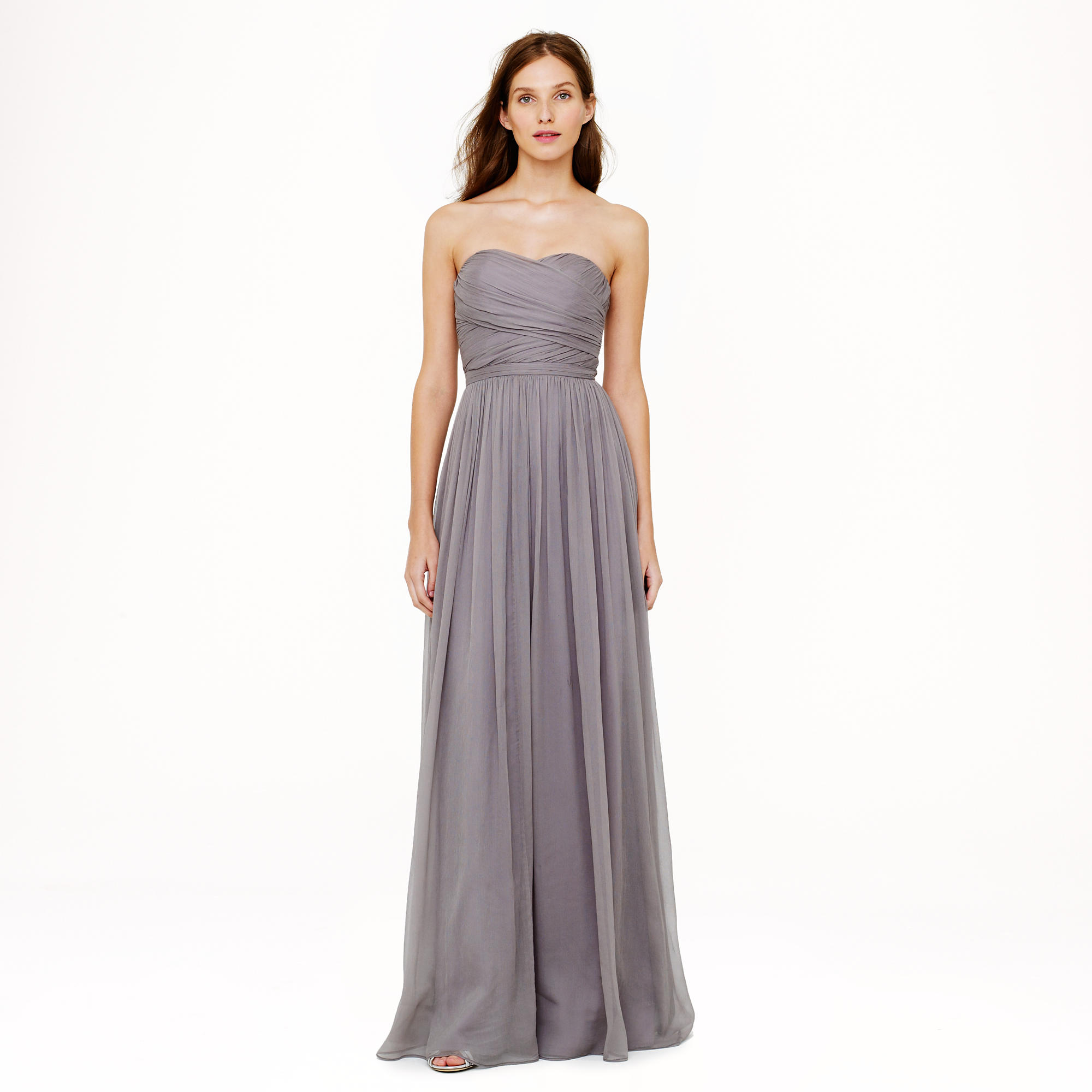 Petite arabelle long dress in silk chiffon wedding petite factory petite arabelle long dress in silk chiffon ombrellifo Gallery