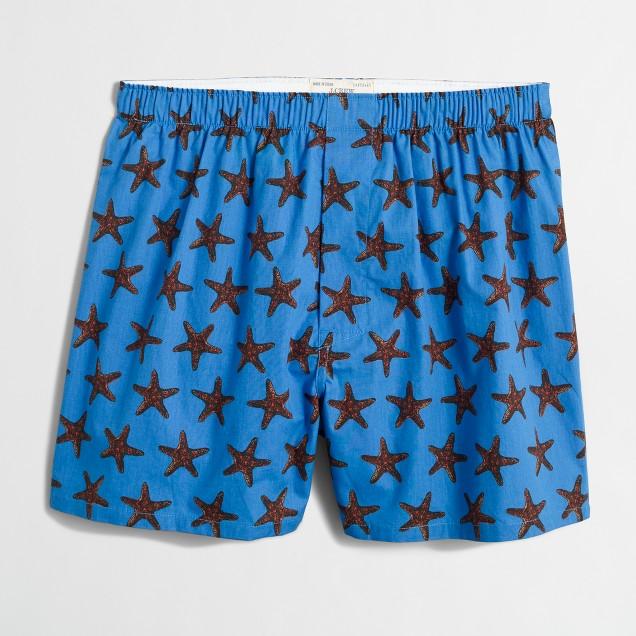 Starfish boxers