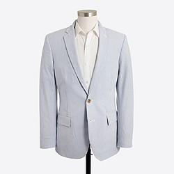 Thompson suit jacket in seersucker