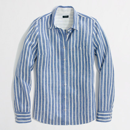 Men'S Striped Button Down Shirts | Is Shirt
