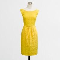 Factory Cora lace dress