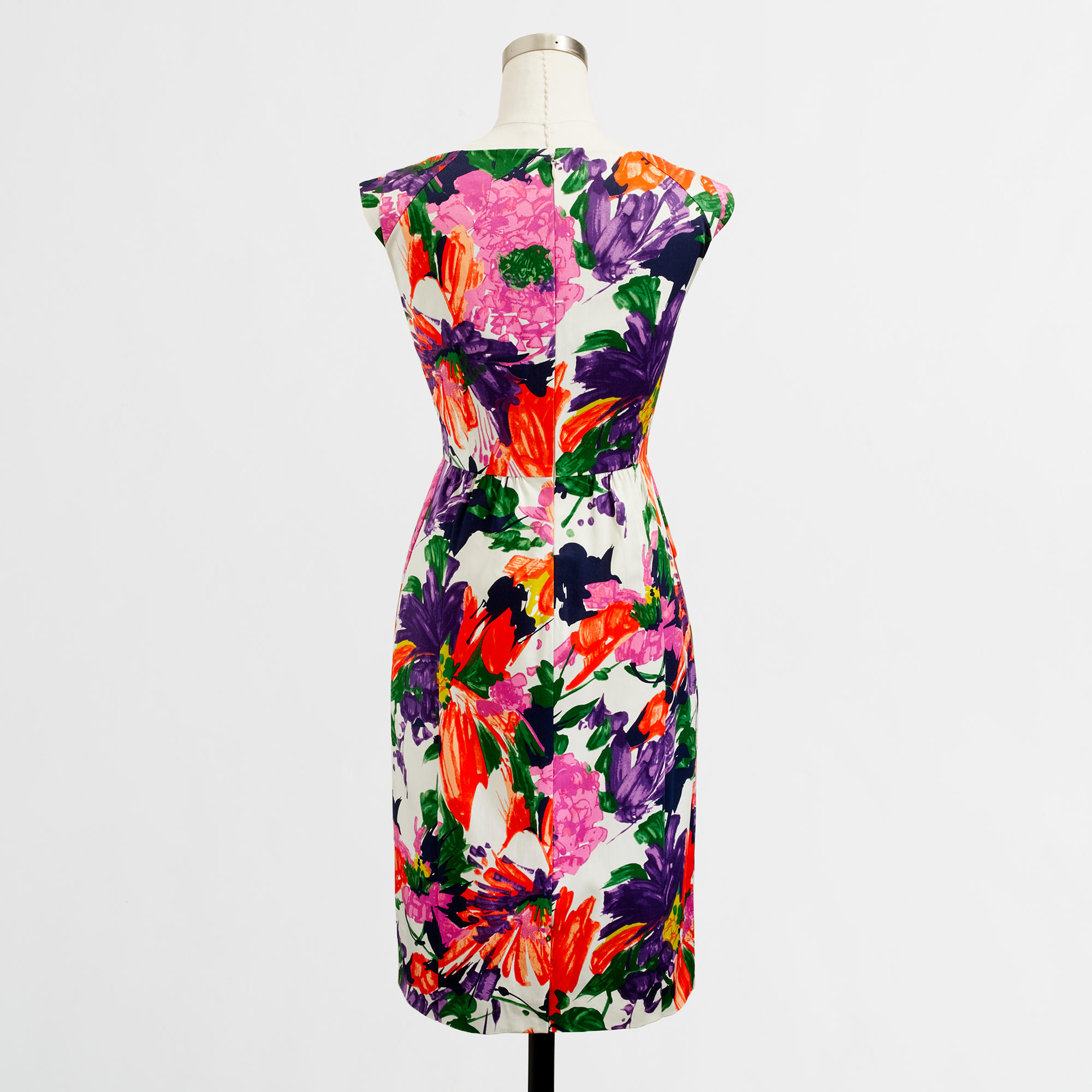 Factory Printed Cora Dress