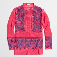 Factory paisley tunic