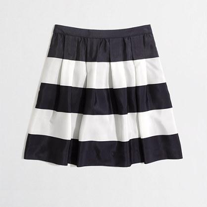 Factory wide-stripe mini