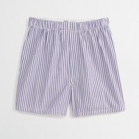 Factory wide-stripe boxers