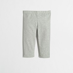 Girls' capri leggings