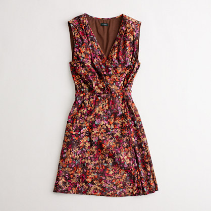 Factory Whitney wrap dress