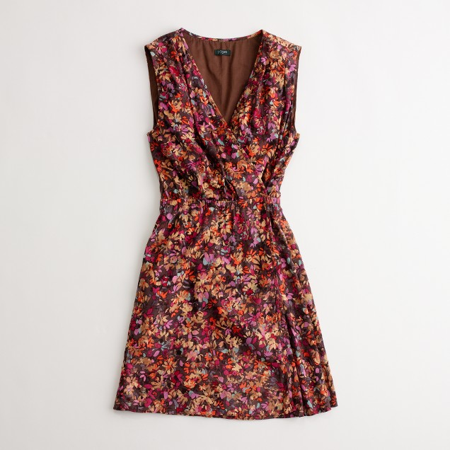 Factory Whitney wrap dress