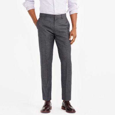 Classic-fit Thompson suit pant in worsted wool factorymen tall c