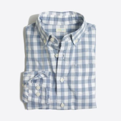 Boys' patterned washed shirt factoryboys new arrivals c