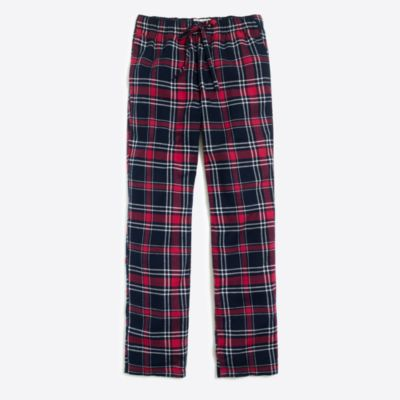Plaid flannel pajama pant   search