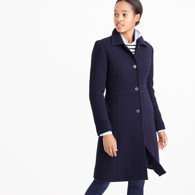 Petite Double-Cloth Lady Day Coat With Thinsulate : Women's Coats ...