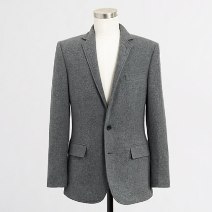 Factory Thompson sportcoat in tweed