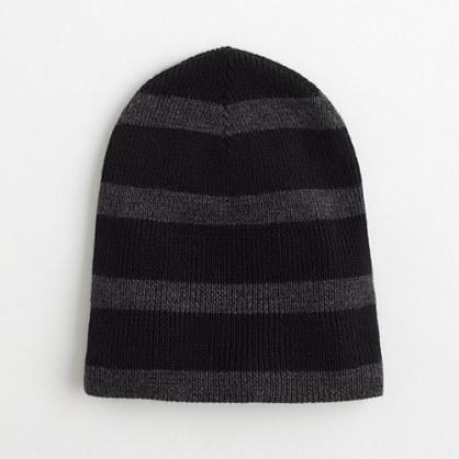 Factory stripe hat