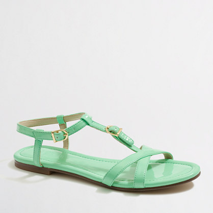 Factory patent Edin sandals