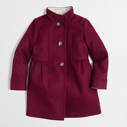 Girls&39 wool dress jacket : Coats &amp Jackets | J.Crew Factory