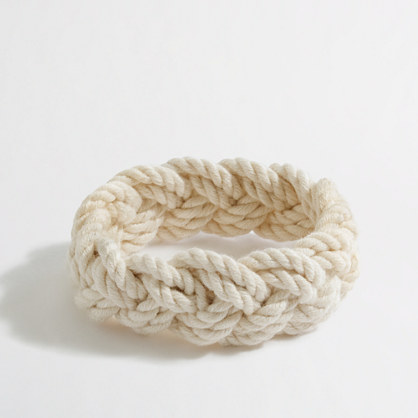 Factory kids' Nantucket Knotworks™ turk's head rope bracelet
