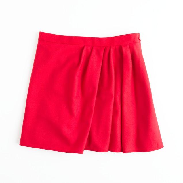 Factory wooltown skirt