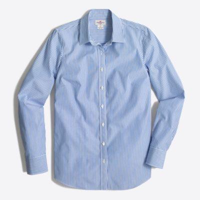 Classic Button-Down Shirt : Women's Shirts | J.Crew Factory